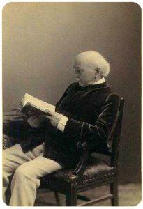 Photograph of Dion Boucicault