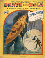 Cover of Brave and Bold