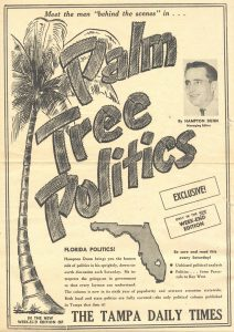 Tampa Daily Times Political Ad