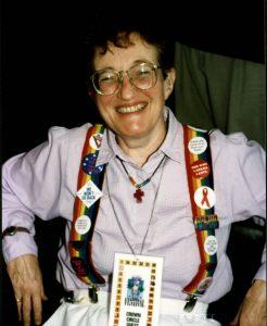 Eunice Fisher portrait