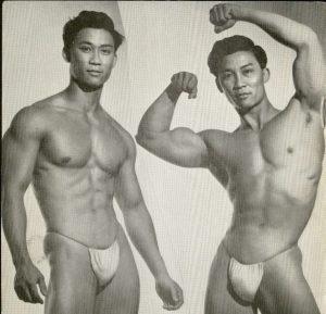 Male Body Builders