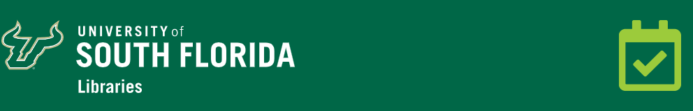 USF Tampa Library logo